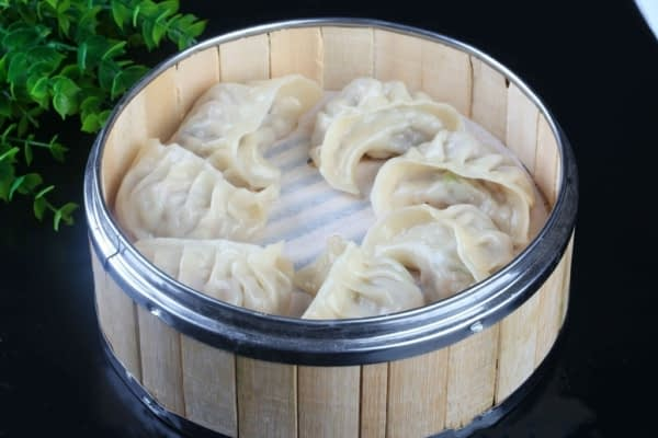 Chinese Steamed Dumplings Recipes