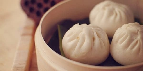 Chinese Steamed Meat Buns