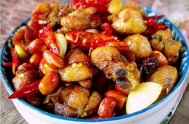 Spicy Chicken Recipes Chinese Food Recipes