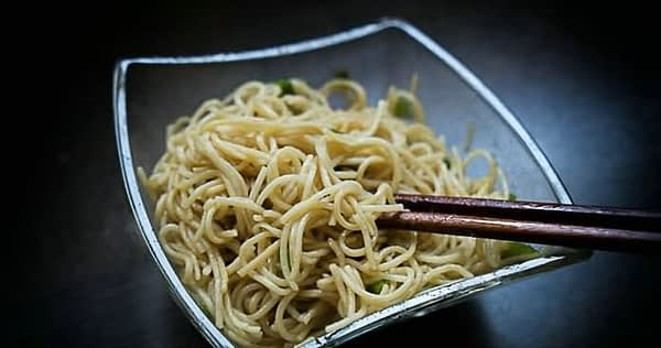 Scallion Oil Noodles Recipes(葱油面)
