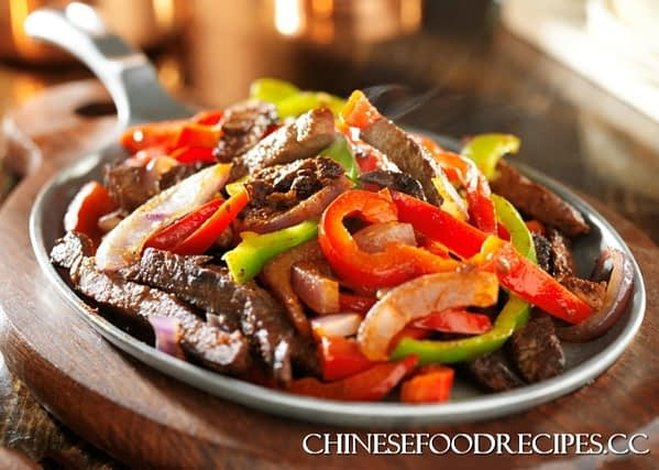 Spicy Szechuan Beef recipes