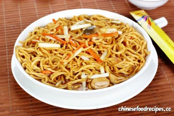 The Difference Between Chow Mein And Lo Mein Chinese Food Recipes
