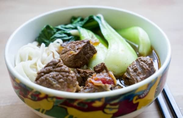 Braised Beef Noodle SoupRecipes(红烧牛肉面)