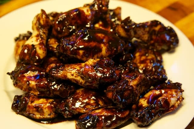 Chinese Spicy-spicy Chicken Wings Recipes