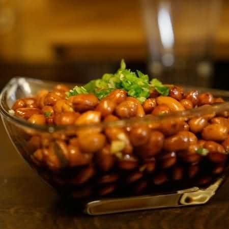 Vinegar Peanut Recipe(老醋花生米)Laocu peanuts