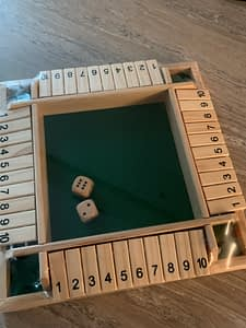 FlipBlock™ Wooden Board Game photo review
