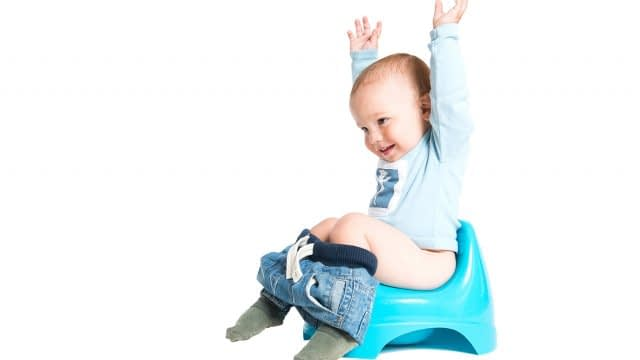 The ABCs of toilet training