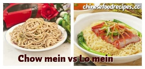 The Difference Between Chow Mein and Lo Mein