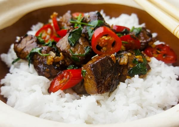 Hunan beef recipes