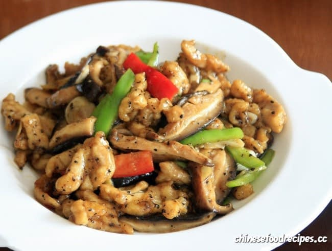 What is moo goo gai pan
