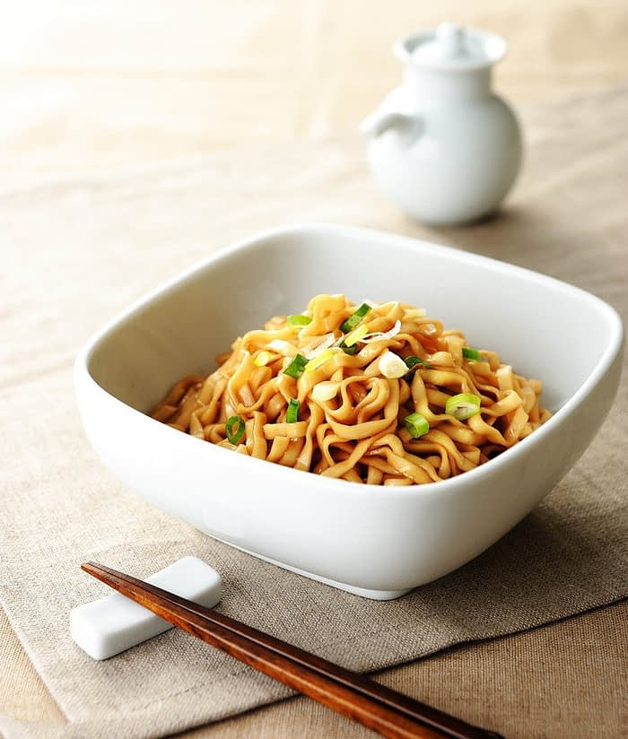 What Is Chow Mein?