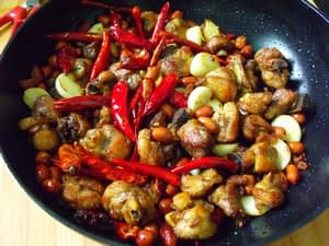 Chinese Spicy Chicken Recipes